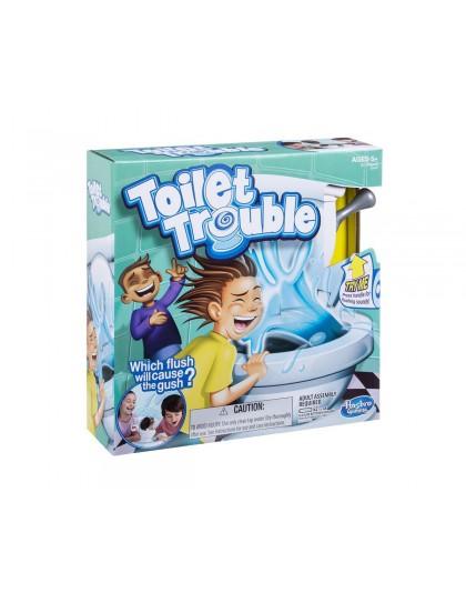 Забавна детска игра Тоалетни неприятности