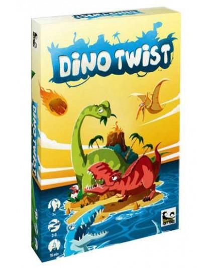 Настолна игра за деца Dino Twist