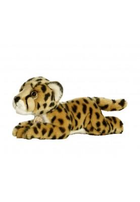 Плюшен Леопард - Aurora 28см