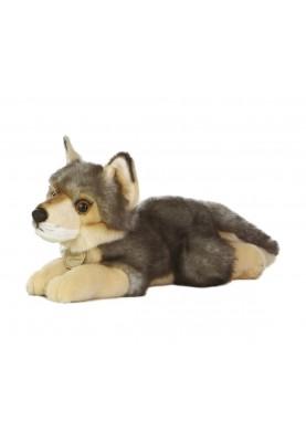 Плюшенa играчка Вълк - Aurora 28см