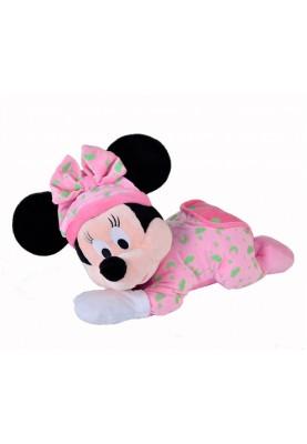 Disney Плюшена играчка - Мини Маус, която свети в тъмното