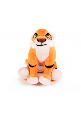 Плюшен Тигър 20см - Шир Хан от Книга за джунглата