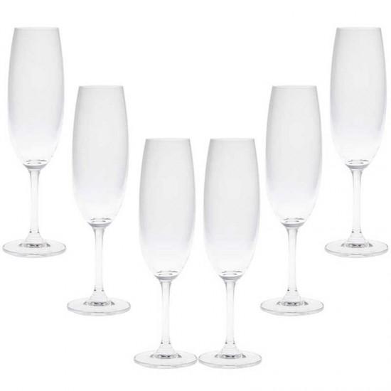 Кристални чаши за шампанско Bohemia 85029048