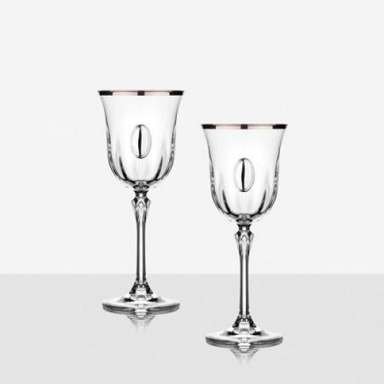 Комплект 6 чаши за вино Ludovica GA Italy VMP0101