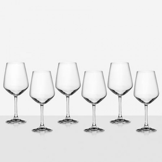 Комплект 6 чаши за вино Universum RCR Italy 620802
