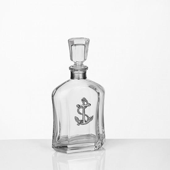 Гарафа за уиски с котва Freitas & Dores F31798