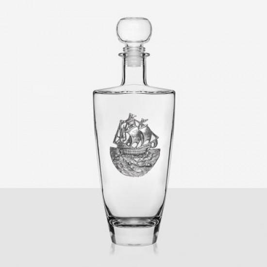 Гарафа за уиски с кораб Freitas & Dores F32107