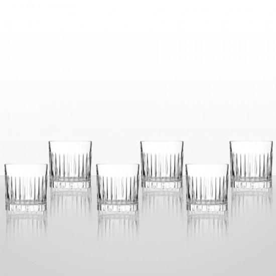 Комплект 6 чаши за уиски Timeless RCR Italy 24562