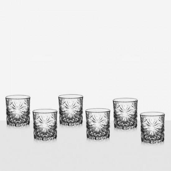 Комплект 6 чаши за уиски Oasis RCR Italy 621106
