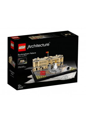 Лего Архитектура 21029 - Бъкингамски дворец
