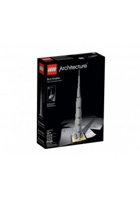 Лего Архитектура 21031 - Бурж Халифа Lego Architecture