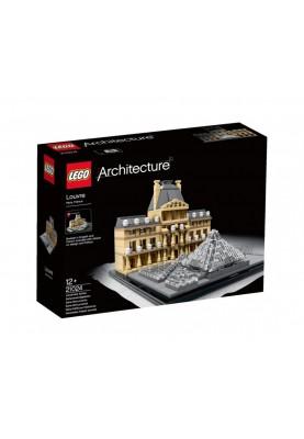 Лего Архитектура 21024 - Лувъра Lego Architecture