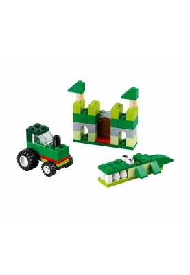 LEGO Classic 10708 - Зелена кутия за творчество