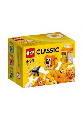 LEGO Classic 10709 - Оранжева кутия за творчество