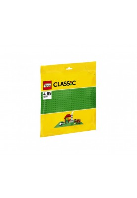 Лего Класик 10700 Плочка зелен цвят