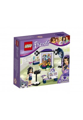 LEGO Friends 41305 - Фотостудиото на Emma