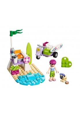 LEGO Friends 41306 - Плажният скутер на Mia
