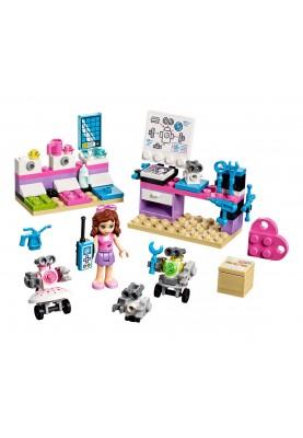 LEGO Friends 41307 - Творческата лаборатория на Olivia