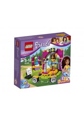 LEGO Friends 41309 - Музикалният дует на Andrea