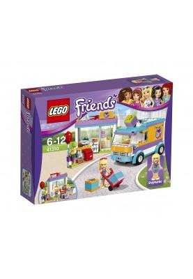 LEGO Friends 41310 - Доставки на подаръци Хартлейк