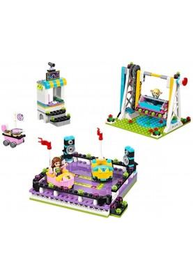 LEGO Friends 41133 - Блъскащи се колички в увеселителния парк
