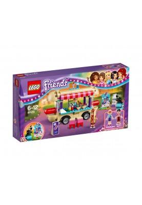 LEGO Friends 41129 - Бус за хот-дог в увеселителния парк
