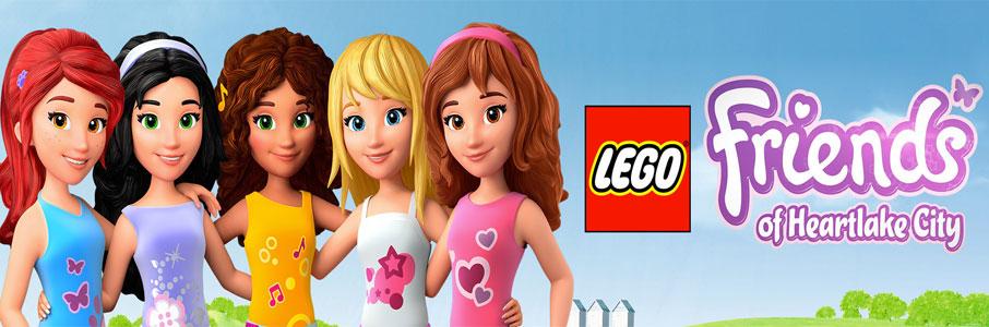 Лего Приятели