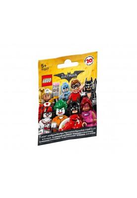 Лего мини фигурки от Филма Lego Batman