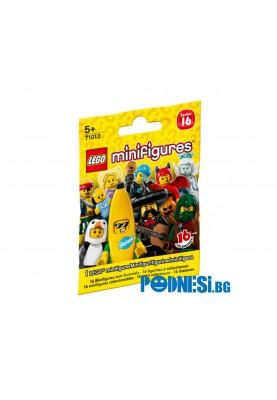 Лего Мини фигурки 71013 - Серия 16