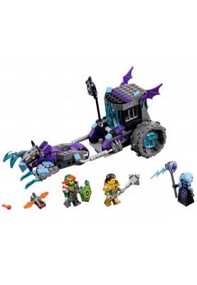 Лего Нексо Найтс 70349 - Валякът на Ruina Lego Nexo Knights