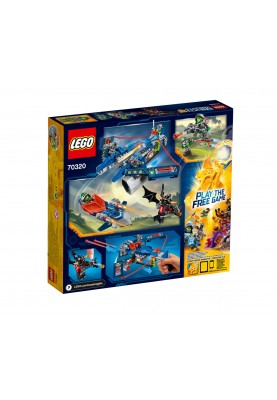 Лего Нексо Найтс 70320 - Aaron Fox's Aero-Striker V2 Lego Nexo Knights