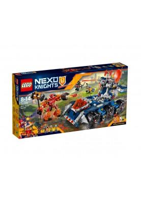 Лего Нексо Найтс 70322 - Превозвачът с кули на Axl Lego Nexo Knights