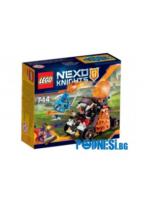 Лего Нексо Найтс 70311 - Катапулт на хаоса Lego Nexo Knights