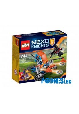 Лего Нексо Найтс 70310 - Боен бластер Knighton Lego Nexo Knights