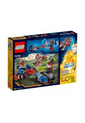 Лего Нексо Найтс 7031 - Гръмотевичният боздуган на Macy Lego Nexo Knights