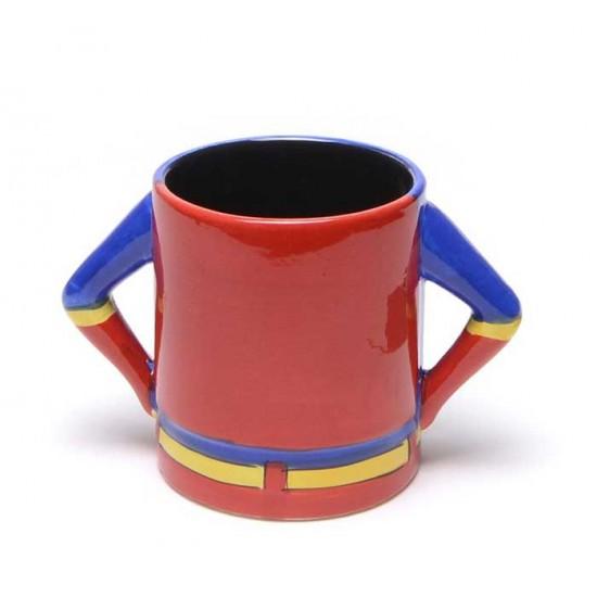 Подарък за майка - Забавна чаша за кафе Super Mom
