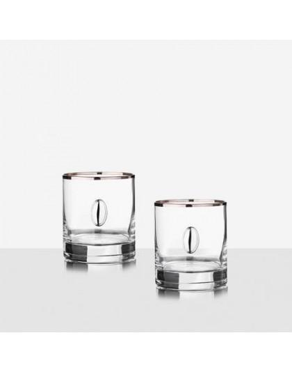 Чаши за уиски от кристалин 6 бр. Oldfashion Viena VMP0502
