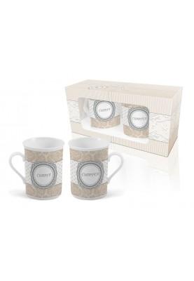 Подарък за съпруг и съпруга - Комплект чаши