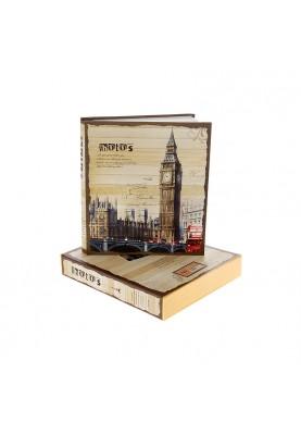 Луксозен албум за снимки Лондон