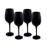 Черни чаши за вино