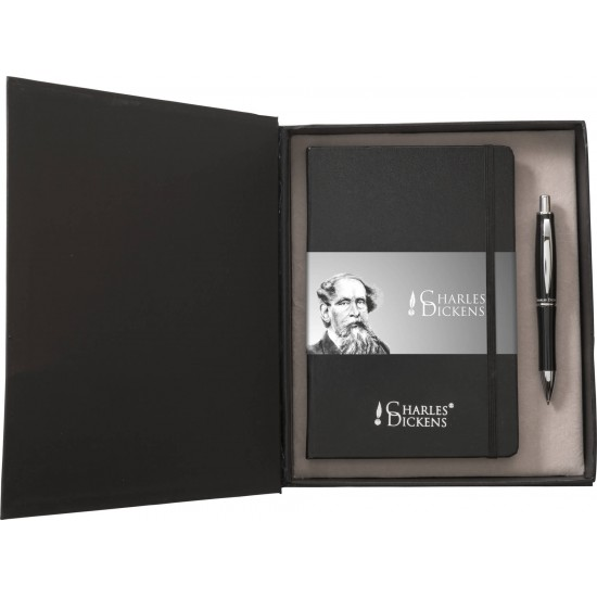 Стилен комплект за писане Charles Dickens
