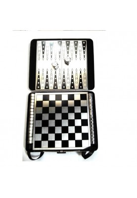 Шах и табла в луксозен подаръчен комплект