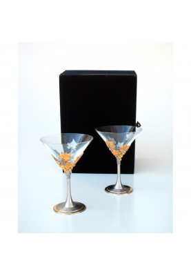 ВИП подарък за жена - Комплект за коктейли
