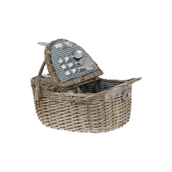 Кошница за пикник за двама; Зелени дни 86028583
