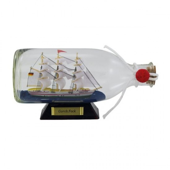 Ship in bottle Sea Club Gorch Fock SC4220