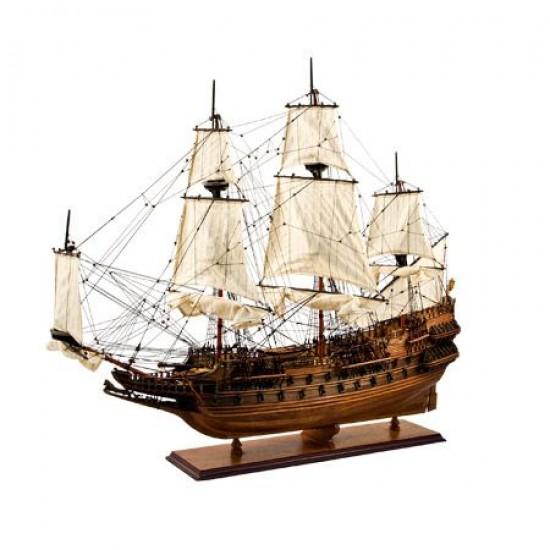 Model of the ship Vasa, made for King Gustav II Adolf