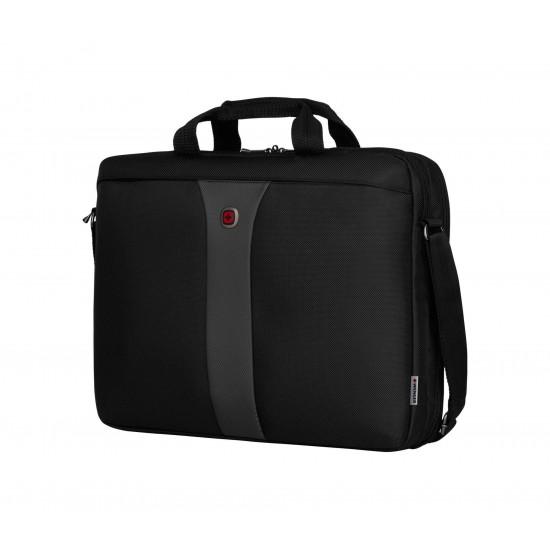 Wenger 600654 Бизнес чанта за лаптоп 17 инча Legacy Slimcase