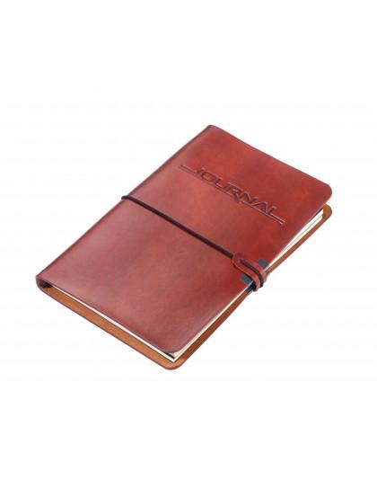 Luxury notebook in brown Troika Bullet Journal BTJ36 / BR