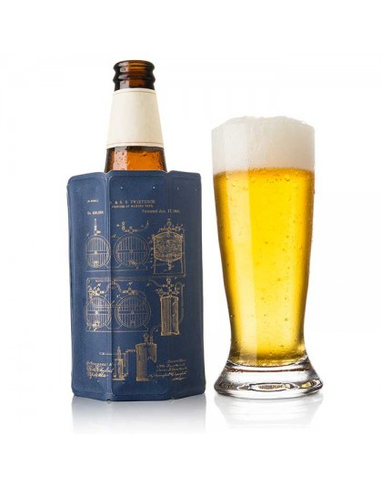Охладител за бира с пивоварска декорация Vacu Vin 38545606