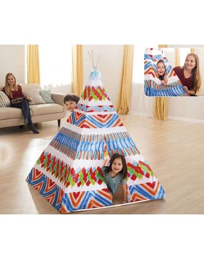 Детска индианска палатка за игра